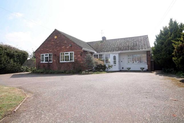 Thumbnail Bungalow for sale in Colchester Road, Weeley, Clacton-On-Sea