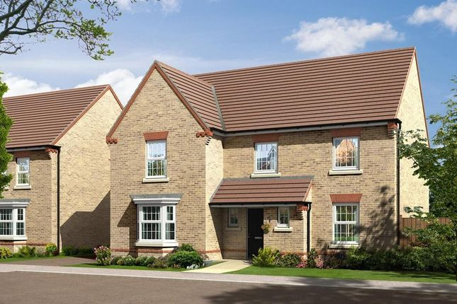 "Thumbnail Detached house for sale in ""Manning"" at Black Firs Lane, Somerford, Congleton"