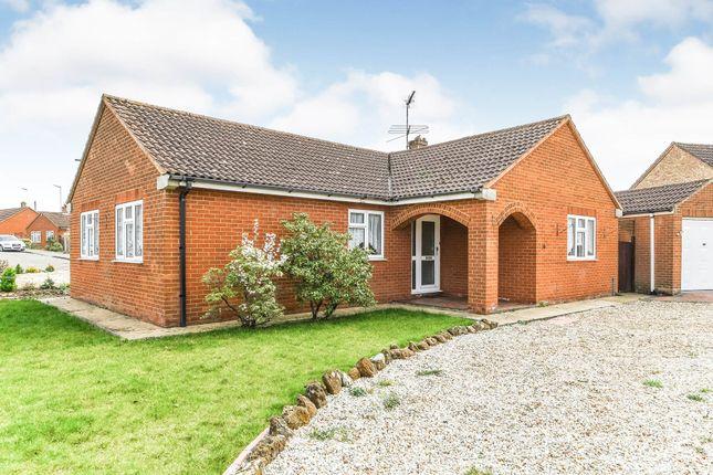 3 bed bungalow for sale in Dersingham, King's Lynn, Norfolk PE31