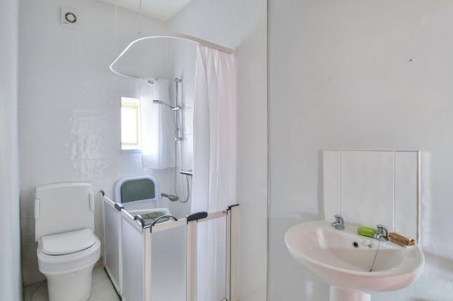 Shower Room of Saxon Street, Burnley, Lancashire BB10