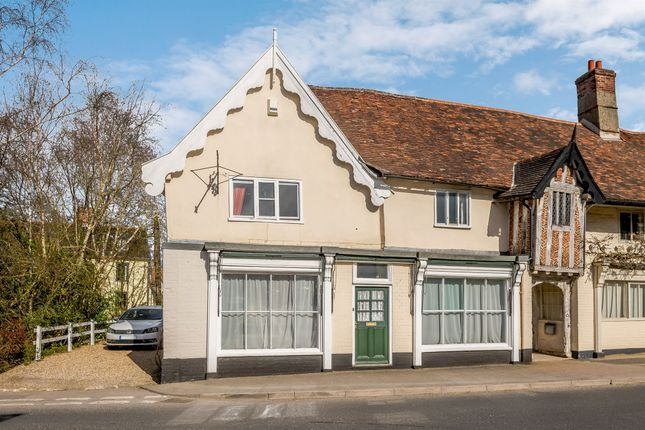 4 bed end terrace house for sale in High Street, Debenham, Stowmarket IP14