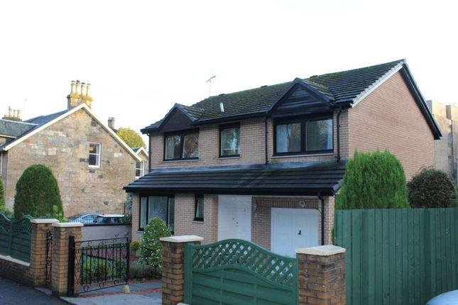 Thumbnail Detached house for sale in Rosevale Road, Bearsden