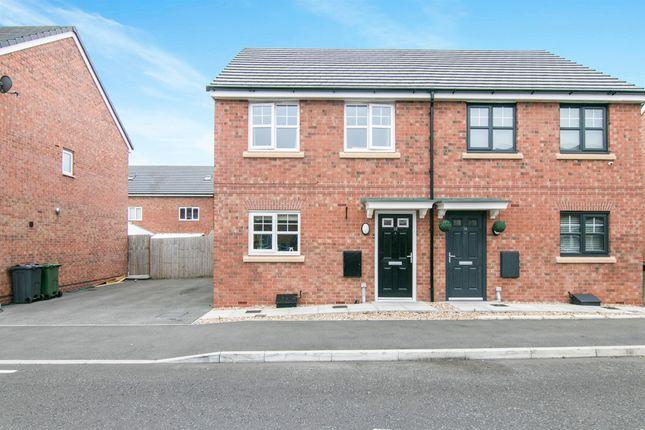 Thumbnail Semi-detached house for sale in Milner Avenue, Birkenhead
