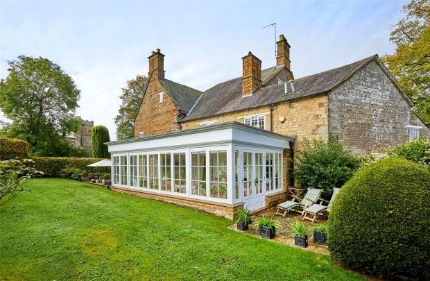 Garden Room of Banbury Road, Moreton Pinkney, Daventry NN11