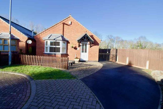 Thumbnail Detached bungalow to rent in The Maltings, Glenfield, Leicester