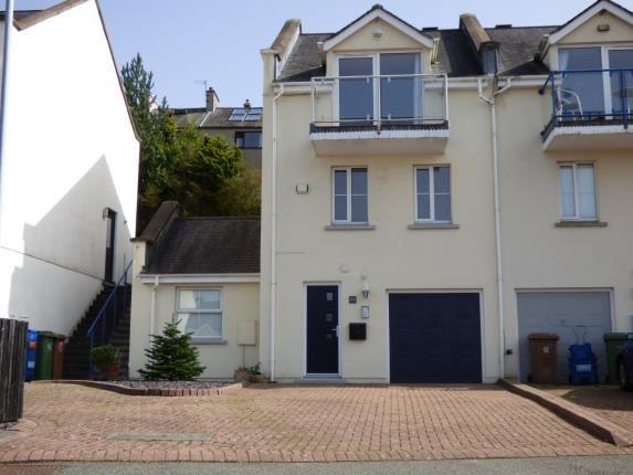 Thumbnail Semi-detached house for sale in Hen Gei Llechi, Y Felinheli, Gwynedd