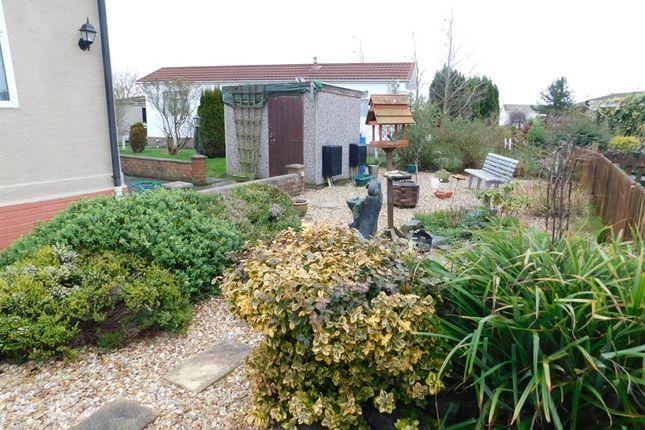 Garden 1 of Kingfisher Drive, Beacon Park Home Village, Skegness PE25