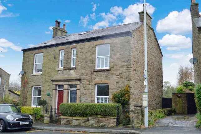 Thumbnail Semi-detached house for sale in Rainow Road, Macclesfield, Cheshire