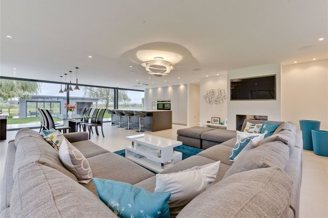 Thumbnail Detached house for sale in Rotherwick, Hook, Hampshire