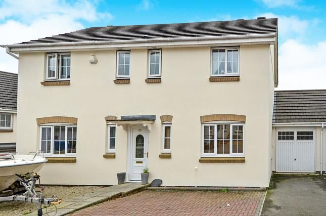 Thumbnail Link-detached house for sale in Bodmin, Cornwall, .