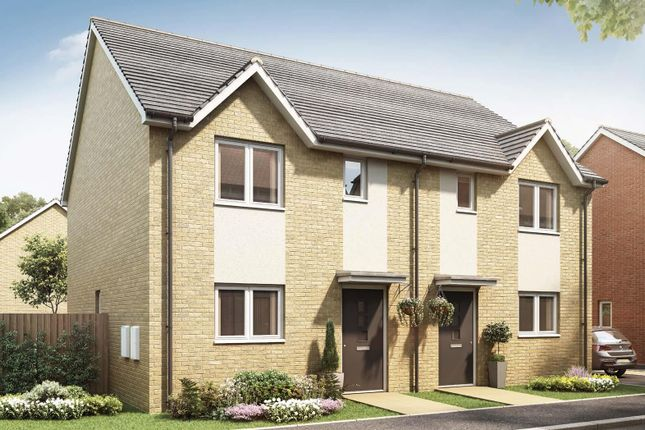 Thumbnail Semi-detached house for sale in Peterborough Road, Whittlesey, Peterborough