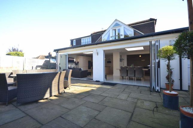 Thumbnail Detached bungalow for sale in Hillside, Banstead