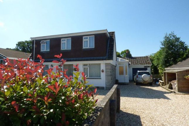 Thumbnail Detached house for sale in Chaucer Road, Tavistock