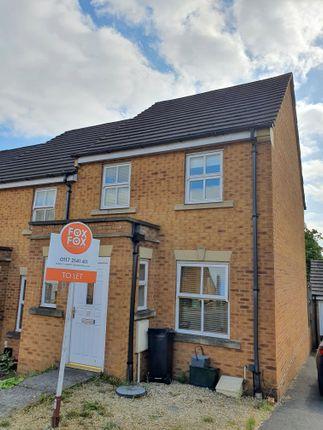 Thumbnail Property to rent in Trellick Walk, Stoke Park, Bristol