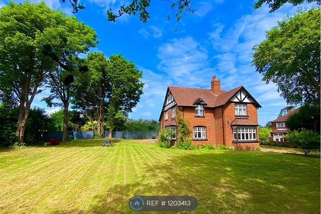 Thumbnail Detached house to rent in Church Road, Albrighton, Wolverhampton