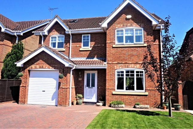 Thumbnail Detached house for sale in Churchfields, Tickton