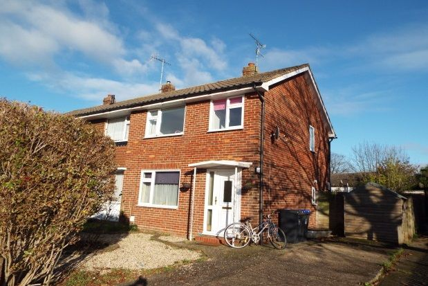 Thumbnail Property to rent in Chippers Road, Worthing