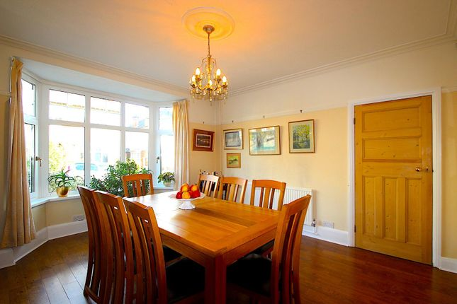 Dining Room of Meadhurst Road, Western Park, Leicester LE3
