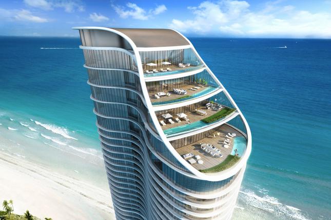Thumbnail Apartment for sale in Miami, Miami-Dade County, Florida, United States