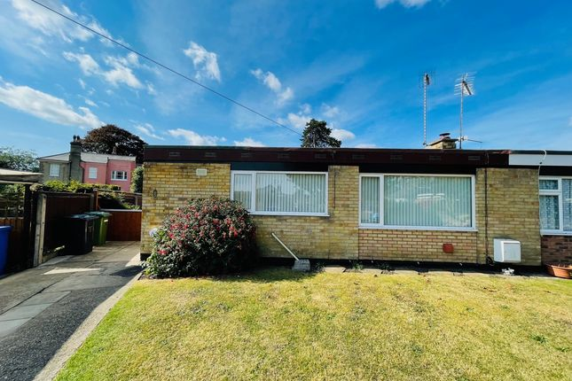 Thumbnail Semi-detached bungalow to rent in The Firs, Carlton Colville, Lowestoft