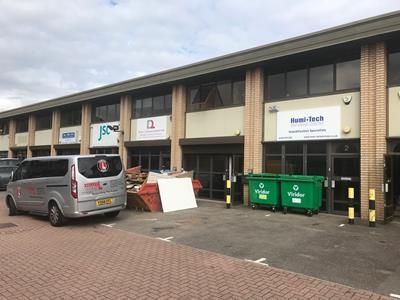 Thumbnail Office for sale in Laser Quay, Culpeper Close, Medway City Estate, Rochester, Kent