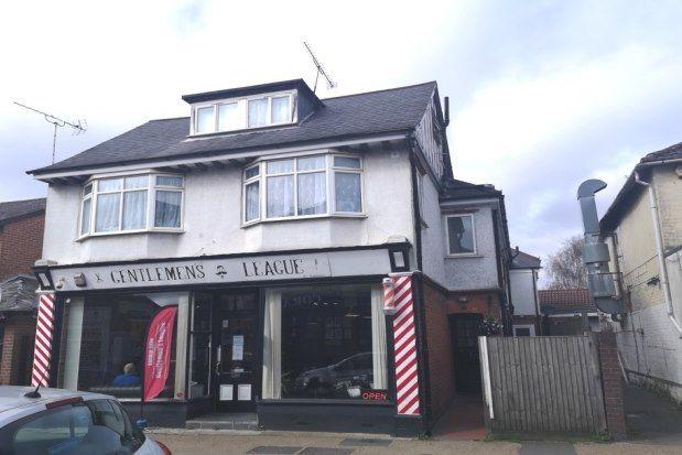 Thumbnail Flat to rent in Rumbridge Street, Southampton
