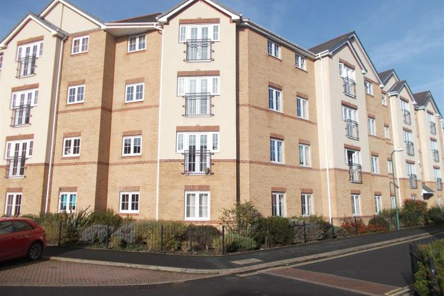 Thumbnail Flat to rent in Greenfields Gardens, Greenfields, Shrewsbury