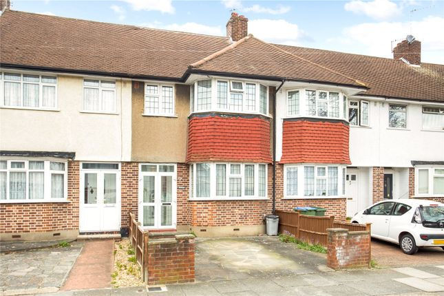 3 bed terraced house for sale in Devon Avenue, Twickenham TW2