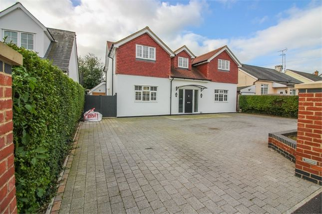 Thumbnail Detached house for sale in Priory Avenue, Old Harlow, Essex