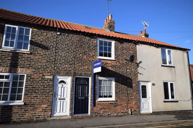 Thumbnail Terraced house to rent in High Street, Flamborough, Bridlington