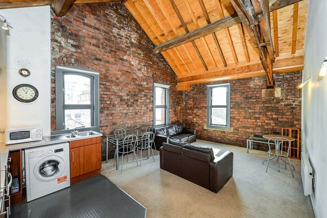 Thumbnail Flat to rent in Henry Street, Liverpool
