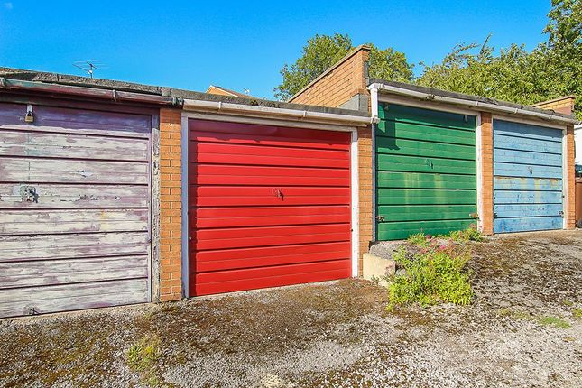 Garage of Longbeck Avenue, Mapperley, Nottingham NG3