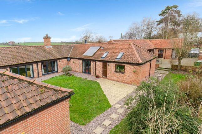 Thumbnail Detached house for sale in North Road, Scarthingmoor, Newark