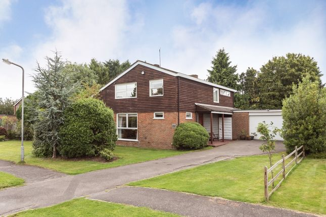 Thumbnail Detached house to rent in Seeleys Road, Beaconsfield