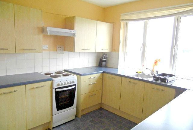 Thumbnail Flat to rent in Penybont Road, Pencoed