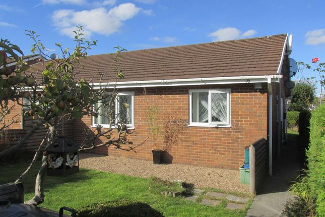 2 bed semi-detached bungalow for sale in Kidwelly Grove, Merthyr Tydfil CF48