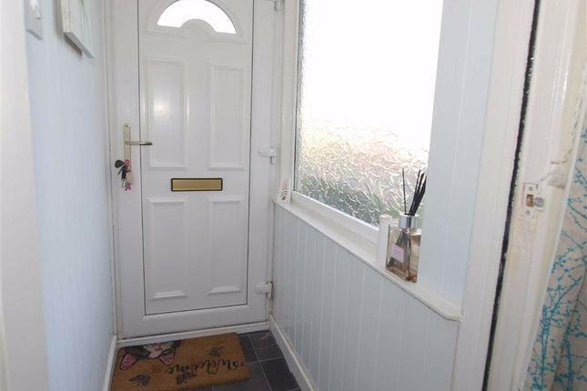 Entrance Porch of Winshields, Cramlington NE23