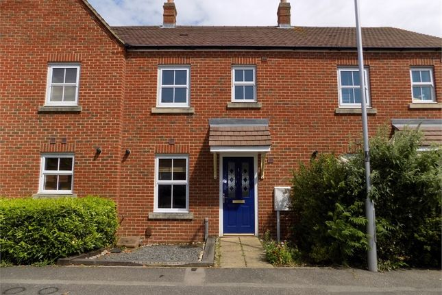3 bed terraced house to rent in Enigma Place, Bletchley, Milton Keynes, Buckinghamshire MK3
