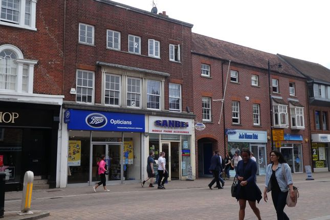 Thumbnail Retail premises to let in Northbrook Street, Newbury
