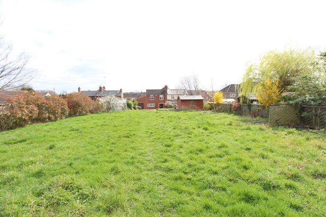 Thumbnail Land for sale in Avondale Road, Brandon, Coventry
