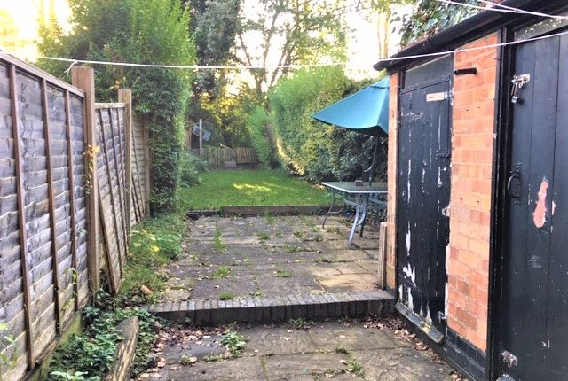Rear Garden of The Avenue, Acocks Green, Birmingham B27