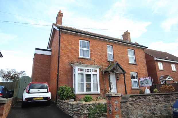 4 bed detached house for sale in Queen Street, North Petherton, Bridgwater