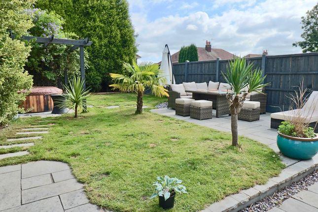 Garden At Back of Lee Road, Calverton, Nottingham NG14