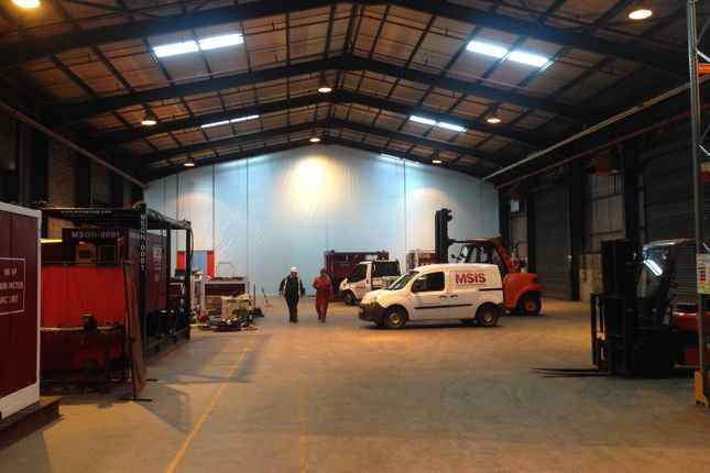 Thumbnail Light industrial to let in Building 8 Kirkwood Commercial Park, Inverurie, Aberdeenshire