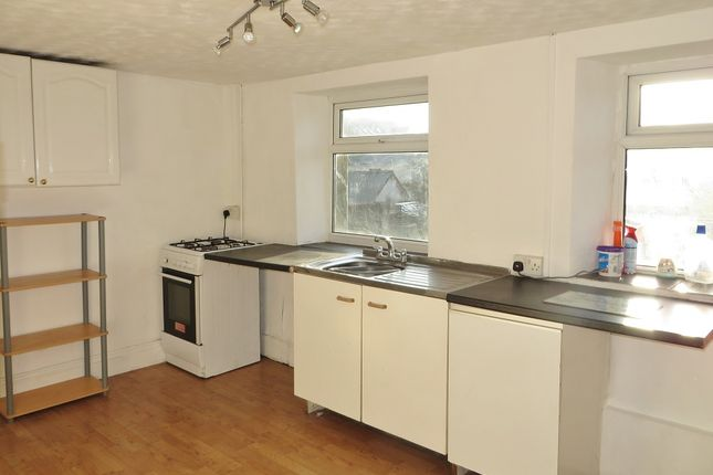 Thumbnail Terraced house to rent in King Street, Brynmawr