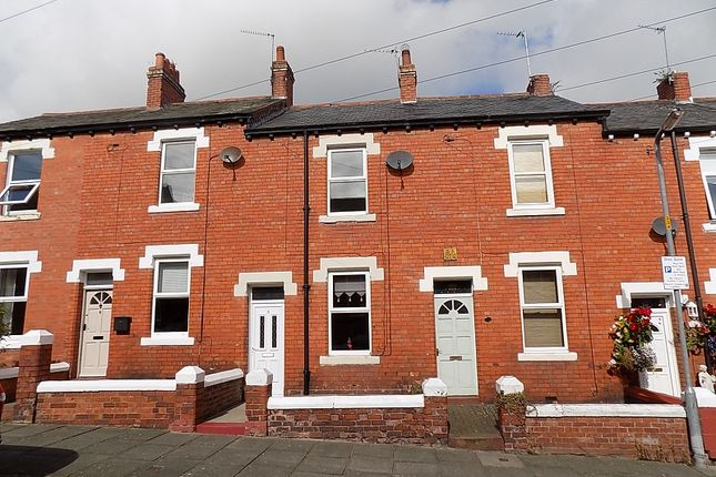 Thumbnail Terraced house to rent in Leatham Street, Carlisle