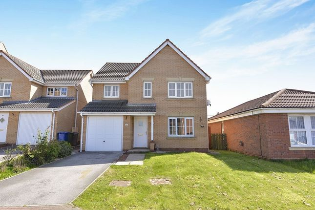 Thumbnail Detached house to rent in Waterdale Close, Bridlington
