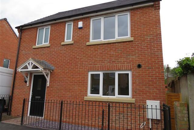 Thumbnail Detached house to rent in Lea Close, Thurmaston, Leicester