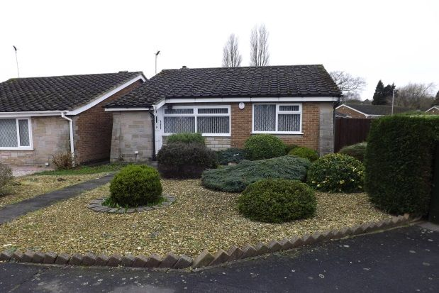 Thumbnail Detached bungalow to rent in Chitterman Way, Markfield