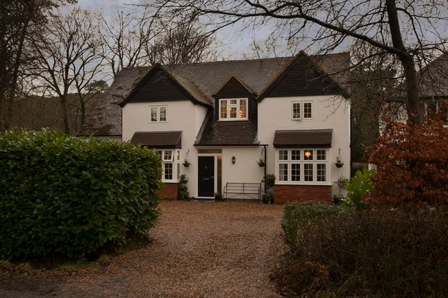 5 bed detached house for sale in Frensham Vale, Farnham, Surrey